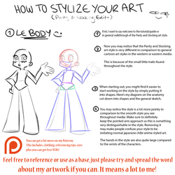 [Patreon Exclusive] Panty and Stocking - Tip Guide by LoulabeIIe
