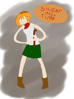 silent hill time!AT by Zelda-muffins