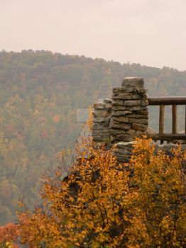 Coopers Rock West Virginia by perettaseye