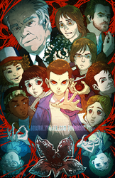 Stranger Things by vapidity