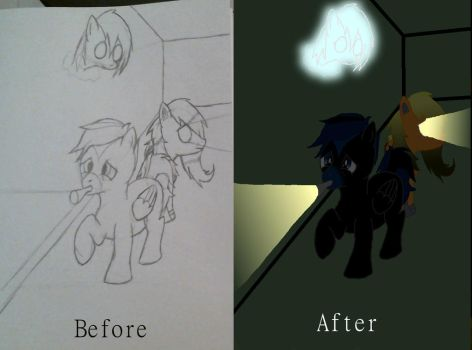 Before and After by Freedom-of-my-Soul