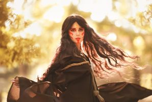 Katara Painted Lady by Faid-Eyren
