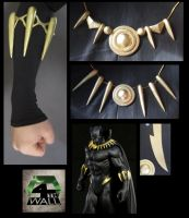 Black Panther Jewellery by 4thWallDesign