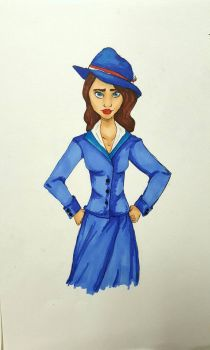 Agent Carter by jaymz-ster28