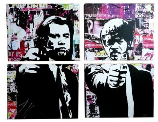 PULP FICTION by bfreaky
