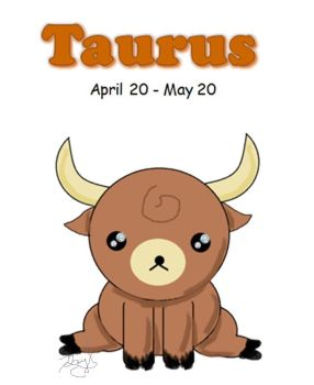Taurus by Daryl-the-cartoonist