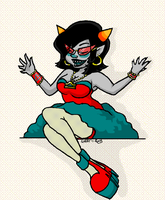 1'M TH3 B3ST B1TCH by toontownxPARTY