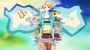 Wallpaper [ Yoosung Kim ] Mystic Messenger by lKoizumil