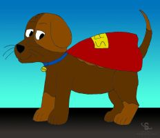 Super Pup by Scyphi