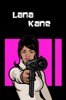 Lana iPhone Wallpaper by Mikeyj110