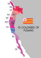 13 Colonies of Fusang by ThaDrummer