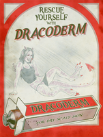 Dracoderm: For Dry Scaly Skin by nothere3