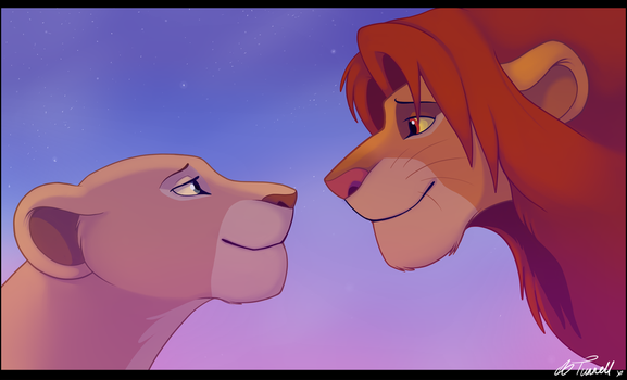 Reunited by Shema-the-lioness