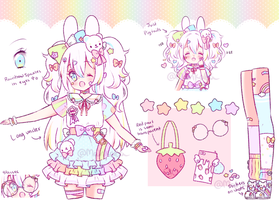 $1 SB Harajuku bun adopt AUCTION - CLOSED by mahkala