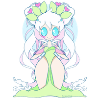 [CLOSED] Lotus Princess Baby by SugarSpike