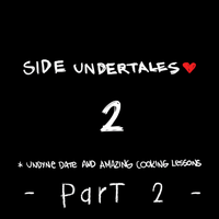 GIF Side Undertales -2- Undyne Date (PART 2) by Asten-94
