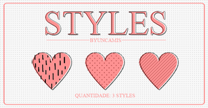 +styles 6 | byuncamis by fairyixing
