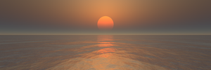 Picogen-Tutorial: A sunset by phresnel
