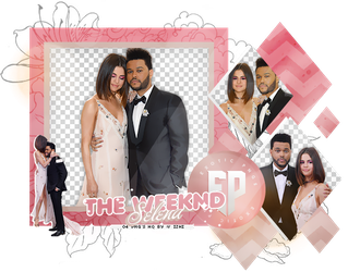 Pack Png 2093 // The Weeknd y Selena. by ExoticPngs