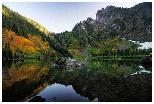 Heather Lake by Raymaker