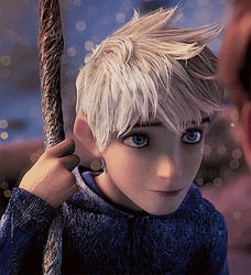 Jack Frost Gif by NicoleFrost