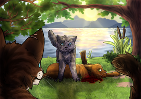 Contest Entry - What if... by ShadowLightArtist
