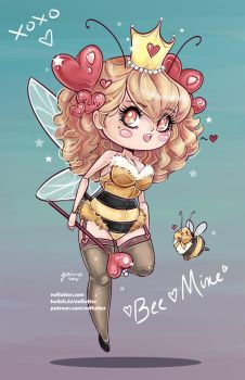 Queen Bee by NoFlutter