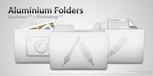 Aluminium Folders by Nemed