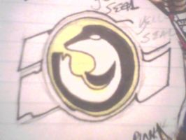 Yellow Seal symbol by DynamicSavior