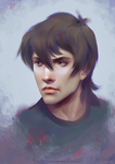 Keith - Voltron by ayashige-doodles