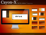 Cayon-X Updated VS by aymenGH99