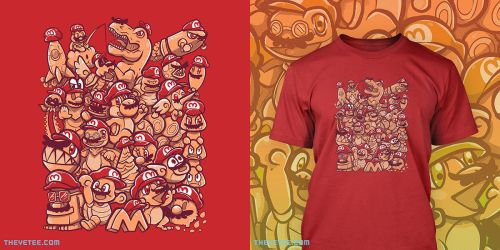 Cappy Party is printing over at TheYetee.com (Aug3 by SarahRichford