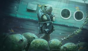 Manateery Mentor by ALRadeck