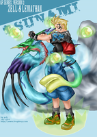 Zell and Leviathan part 2 DONE by acktacky