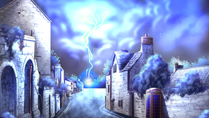 A Thunder in the Night by TonkiPappero