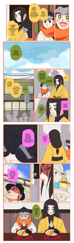 Overwatch Comic: Brothers Page 3 by Fruitloop-chan