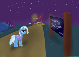 Welcome Home - Mock War day 5 by MikorutheHedgehog