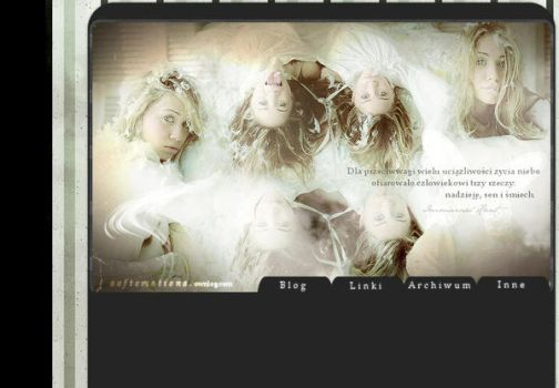 Olsen twins - layout. by naive-ann