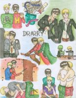 Drarry: Our Moments by ZacharyQuintosBabe