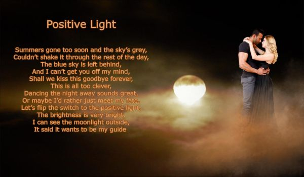 Positive Light by Ambruno