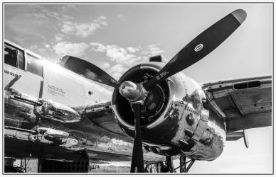 B-25J 'Panchito' #2 by Roger-Wilco-66