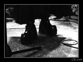 Her Shoes by Oki666