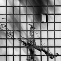 Industrial reflection by mldzz