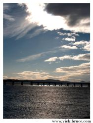 Scottish Sky by vickibruce