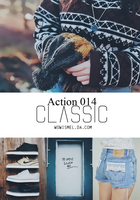Action 014 - Classic by WowisMel