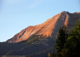 Great Northern Mountain stock by rocamia-stock