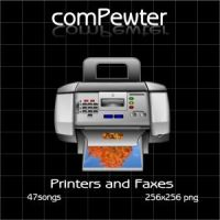 comPewter Printers and Faxes by 47songs