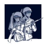 [APH] WWII Italy and Germany by TomatoAndLettuce