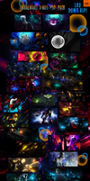 TribalWars Christmas PSD Pack by Platinification