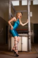 Cow restrain cage 05 by GuldorPhotography